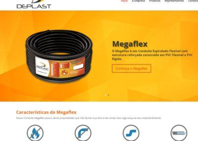 Criação de Site | Deplast