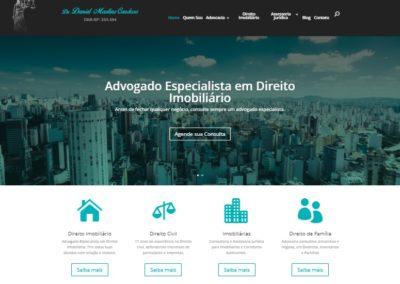 Site de Advocacia | Dr. Daniel