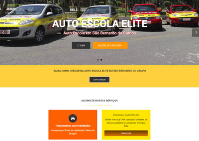 Criação de Site | Elite