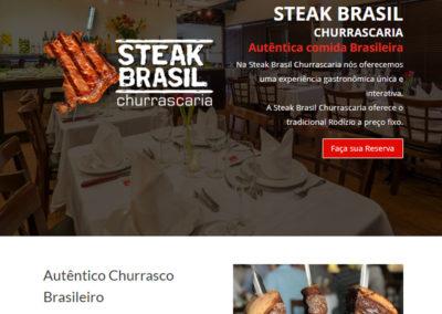 Criação de Site | Steak