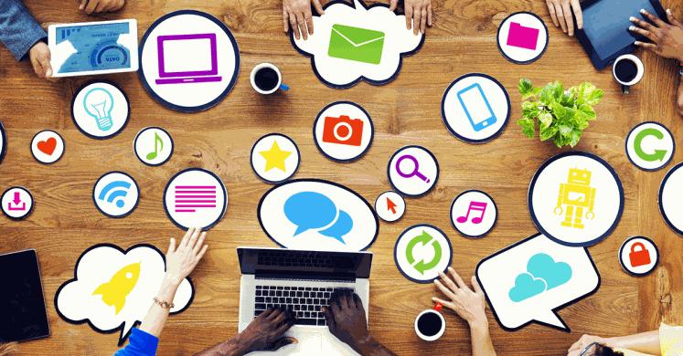 5 Razões para sua empresa estar nas redes sociais