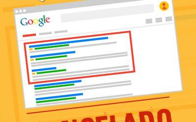 O fim da métrica de posição média do Google Ads.