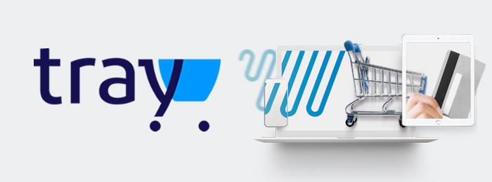 criação de Loja Virtual com Tray